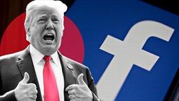 Diễn biến bất ngờ xảy ra từ khi ông Trump bị các mạng xã hội 'cấm cửa'