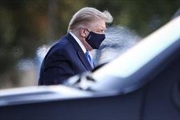 Tiết lộ nỗ lực phi thường cứu cựu Tổng thống Trump khỏi COVID-19 trong 5 ngày