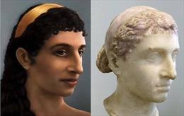 Tranh cãi thiên niên kỷ về sắc đẹp của Nữ hoàng Ai Cập Cleopatra