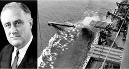 Chiến hạm 'xui xẻo' suýt khiến Tổng thống Mỹ thiệt mạng