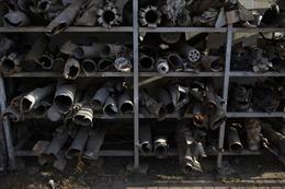 'Vết sẹo' khó lành ở thị trấn Israel hứng nhiều rocket Hamas nhất