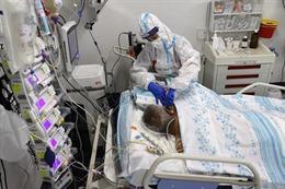 COVID-19 tới 6h sáng 16/8: Iran, Nhật Bản báo động ca nhiễm mới; Israel tăng vọt bệnh nhân nặng