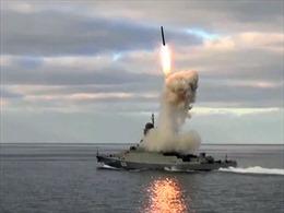 Tên lửa hành trình Kalibr của Nga bắn chính xác mục tiêu từ xa trên 1.000km