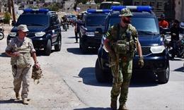 Quân đội Syria lần đầu tiến vào Daraa - thành trì khai sinh lực lượng phiến quân