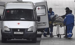 COVID-19 tới 6h sáng 13/10: Ca tử vong vọt tăng gấp đôi tại Mỹ, cao kỷ lục tại Nga