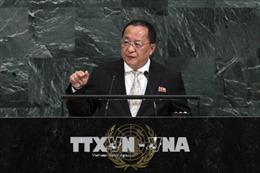 Triều Tiên kêu gọi nới lỏng các biện pháp trừng phạt của LHQ