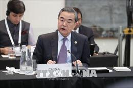 Trung Quốc hối thúc Hàn Quốc giải quyết vấn đề THAAD