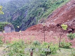 Các tỉnh miền núi phía Bắc tiếp tục theo dõi chặt chẽ cảnh báo lũ quét, sạt lở đất