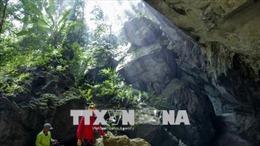 Quảng Bình: Phát hiện 44 hang động mới trong khu vực Phong Nha - Kẻ Bàng