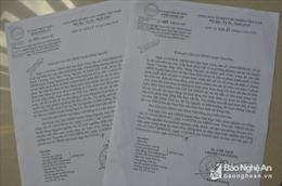 Phê bình hai Chủ tịch huyện vì để tình trạng khai thác cát trái phép kéo dài