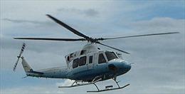 Trực thăng cứu hộ chở 9 người, mất tích tại Nhật Bản
