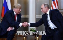 Tổng thống Mỹ hoan nghênh mối quan hệ 'rất tốt đẹp' với nhà lãnh đạo Nga