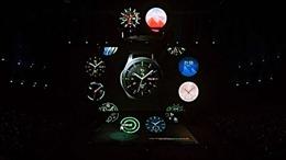Samsung trình làng mẫu smartwatch thương hiệu Galaxy Watch đầu tiên