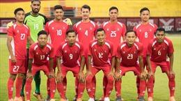 ASIAD 2018: Olympic Nepal đặt mục tiêu 'xé lưới' tuyển Việt Nam