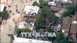 9 người bị thương trong vụ nổ khí ga tại Mỹ