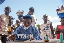 Dịch tả và bệnh Ebola diễn biến phức tạp tại Congo