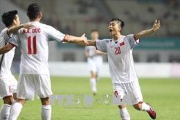 Giành vé đi tiếp bảng D, Olympic Việt Nam hoàn thành chỉ tiêu ASIAD 2018