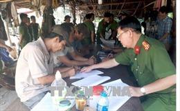 Giáng chức một hạt trưởng kiểm lâm liên quan vụ án trùm gỗ lậu Phượng 'râu'