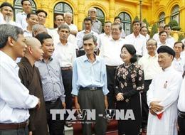 Phát huy vai trò của người có uy tín trong cộng đồng dân tộc thiểu số tỉnh Sóc Trăng