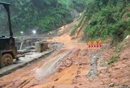 Yên Bái khẩn trương khôi phục các tuyến đường giao thông bị mưa, lũ tàn phá