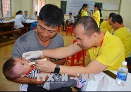 Phẫu thuật nụ cười miễn phí cho trẻ em các tỉnh Tây Nguyên