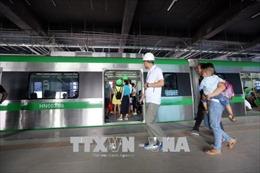Yêu cầu tăng cường an ninh tại các ga đường sắt Cát Linh - Hà Đông