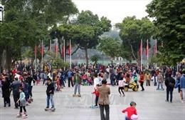 Chơi gì, ở đâu trong dịp Quốc khánh tại Hà Nội?