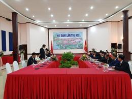 Tăng cường hợp tác Hải quan trên tuyến biên giới Việt – Trung
