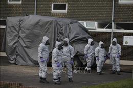 OPCW xác nhận chất độc Novichok được sử dụng tại Amesbury, Anh
