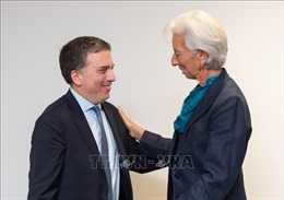 Đàm phán hỗ trợ tài chính giữa IMF và Argentina đạt tiến triển