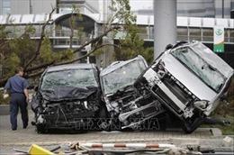Bão Jebi mạnh nhất trong 25 năm qua càn quét Nhật Bản, 170 người thương vong