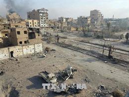 Syria cáo buộc Mỹ và đồng minh cung cấp lượng vũ khí lớn cho IS