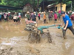 Bộn bề khó khăn ở vùng lũ Tà Hộc, Sơn La trước ngày khai giảng