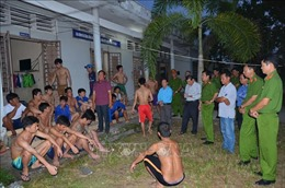 Truy tìm 16 học viên cai nghiện bỏ trốn ở Đồng Tháp