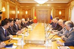 Hợp tác giáo dục Việt Nam - LB Nga bước vào giai đoạn phát triển mới về chất