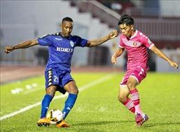 V.League 2018: CLB Bóng đá Sài Gòn chiến thắng thuyết phục 2-0 trước Becamex Bình Dương