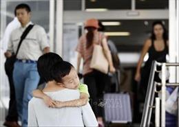 Sân bay Kansai vẫn chưa thể vận hành bình thường sau siêu bão Jebi