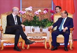 WEF ASEAN 2018: Thủ tướng Nguyễn Xuân Phúc tiếp lãnh đạo Facebook