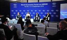 WEF ASEAN 2018: Việt Nam có lợi thế linh hoạt hơn, tận dụng cơ hội từ cách mạng 4.0