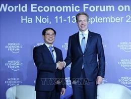 Hội nghị Diễn đàn Kinh tế thế giới về ASEAN 2018 thành công tốt đẹp