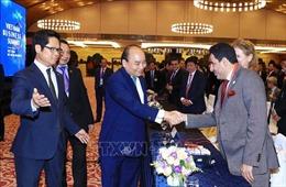 Hơn 1.200 doanh nghiệp, nhà đầu tư dự Hội nghị Thượng đỉnh Kinh doanh Việt Nam 2018