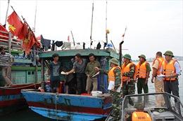 Các địa phương chủ động ứng phó với siêu bão Mangkhut