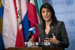 Mỹ đề xuất nhiều hình thức xử phạt binh sĩ gìn giữ hòa bình LHQ