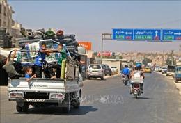 Thổ Nhĩ Kỳ nhấn mạnh giải pháp chính trị cho Idlib, Syria