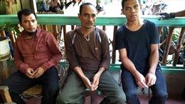 Philippines giải cứu 3 con tin người Indonesia
