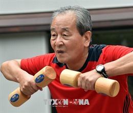 Nhật Bản: Tỷ lệ người trên 70 tuổi trong tổng dân số đạt kỷ lục mới