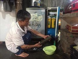 Người dân Xuyên Mộc (Bà Rịa - Vũng Tàu) khốn khổ vì thiếu nước sạch