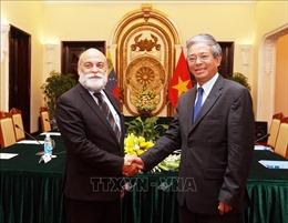 Tham khảo chính trị cấp Thứ trưởng Bộ Ngoại giao Việt Nam- Venezuela lần thứ VII