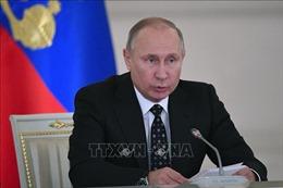 Máy bay quân sự Nga bị bắn hạ, Tổng thống Putin cáo buộc Israel vi phạm chủ quyền Syria