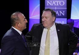 Ngoại trưởng Thổ Nhĩ Kỳ, Mỹ điện đàm về tình hình Syria